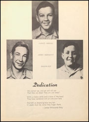 Page 7, 1948 Edition, Bessemer High School - Kallista Yearbook (Bessemer, AL) online yearbook collection