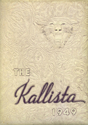 1949 Edition, Bessemer High School - Kallista Yearbook (Bessemer, AL)