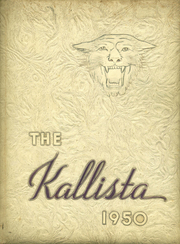 1950 Edition, Bessemer High School - Kallista Yearbook (Bessemer, AL)