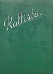 Page 1, 1954 Edition, Bessemer High School - Kallista Yearbook (Bessemer, AL) online yearbook collection