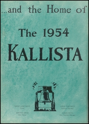 Page 8, 1954 Edition, Bessemer High School - Kallista Yearbook (Bessemer, AL) online yearbook collection