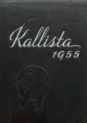 1955 Edition, Bessemer High School - Kallista Yearbook (Bessemer, AL)