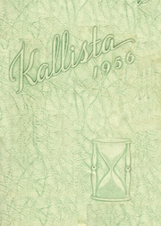 1956 Edition, Bessemer High School - Kallista Yearbook (Bessemer, AL)