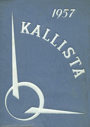 1957 Edition, Bessemer High School - Kallista Yearbook (Bessemer, AL)