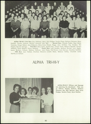 Page 84, 1957 Edition, Bessemer High School - Kallista Yearbook (Bessemer, AL) online yearbook collection