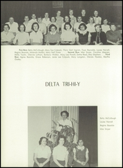 Page 86, 1957 Edition, Bessemer High School - Kallista Yearbook (Bessemer, AL) online yearbook collection