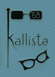 1958 Edition, Bessemer High School - Kallista Yearbook (Bessemer, AL)