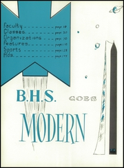 Page 10, 1958 Edition, Bessemer High School - Kallista Yearbook (Bessemer, AL) online yearbook collection