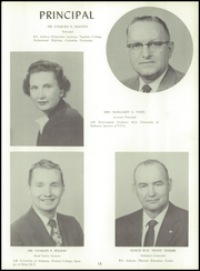 Page 17, 1958 Edition, Bessemer High School - Kallista Yearbook (Bessemer, AL) online yearbook collection