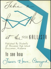 Page 5, 1958 Edition, Bessemer High School - Kallista Yearbook (Bessemer, AL) online yearbook collection