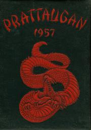 1957 Edition, Autauga County High School - Prattaugan Yearbook (Prattville, AL)