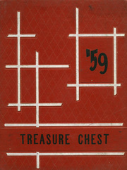 1959 Edition, East Limestone High School - Treasure Chest Yearbook (Athens, AL)