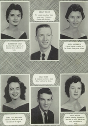 Page 17, 1959 Edition, East Limestone High School - Treasure Chest Yearbook (Athens, AL) online yearbook collection