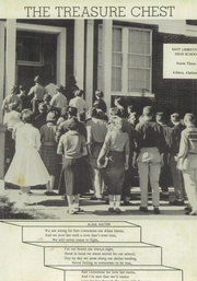 Page 5, 1959 Edition, East Limestone High School - Treasure Chest Yearbook (Athens, AL) online yearbook collection