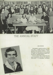 Page 6, 1959 Edition, East Limestone High School - Treasure Chest Yearbook (Athens, AL) online yearbook collection