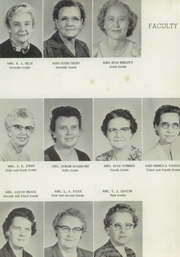 Page 9, 1959 Edition, East Limestone High School - Treasure Chest Yearbook (Athens, AL) online yearbook collection