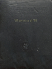 Lamar County High School - Bulldog Yearbook (Vernon, AL) online yearbook collection, 1948 Edition, Page 1