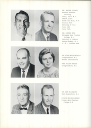 Page 10, 1963 Edition, Lamar County High School - Bulldog Yearbook (Vernon, AL) online yearbook collection