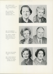 Page 11, 1963 Edition, Lamar County High School - Bulldog Yearbook (Vernon, AL) online yearbook collection