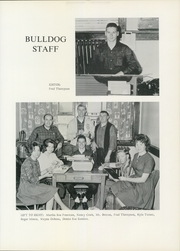 Page 13, 1963 Edition, Lamar County High School - Bulldog Yearbook (Vernon, AL) online yearbook collection