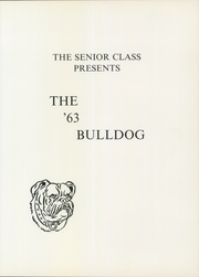 Page 7, 1963 Edition, Lamar County High School - Bulldog Yearbook (Vernon, AL) online yearbook collection