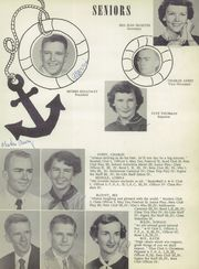 Page 13, 1956 Edition, Slocomb High School - Sigma Eta Yearbook (Slocomb, AL) online yearbook collection