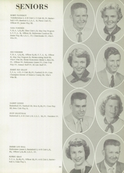 Page 15, 1957 Edition, Slocomb High School - Sigma Eta Yearbook (Slocomb, AL) online yearbook collection