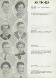 Page 16, 1957 Edition, Slocomb High School - Sigma Eta Yearbook (Slocomb, AL) online yearbook collection
