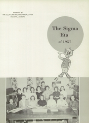 Page 5, 1957 Edition, Slocomb High School - Sigma Eta Yearbook (Slocomb, AL) online yearbook collection