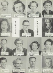 Page 8, 1957 Edition, Slocomb High School - Sigma Eta Yearbook (Slocomb, AL) online yearbook collection