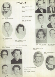 Page 12, 1959 Edition, Slocomb High School - Sigma Eta Yearbook (Slocomb, AL) online yearbook collection