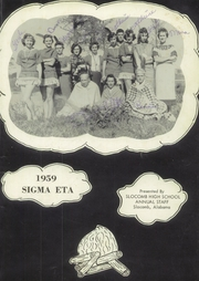 Page 7, 1959 Edition, Slocomb High School - Sigma Eta Yearbook (Slocomb, AL) online yearbook collection