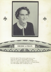 Page 9, 1959 Edition, Slocomb High School - Sigma Eta Yearbook (Slocomb, AL) online yearbook collection
