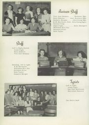 Page 10, 1951 Edition, Phil Campbell High School - Treasure Chest Yearbook (Phil Campbell, AL) online yearbook collection