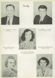 Page 12, 1951 Edition, Phil Campbell High School - Treasure Chest Yearbook (Phil Campbell, AL) online yearbook collection