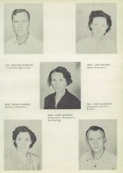 Page 13, 1951 Edition, Phil Campbell High School - Treasure Chest Yearbook (Phil Campbell, AL) online yearbook collection