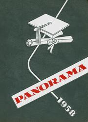 1958 Edition, Luverne High School - Panorama Yearbook (Luverne, AL)