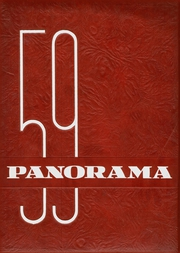 Page 1, 1959 Edition, Luverne High School - Panorama Yearbook (Luverne, AL) online yearbook collection