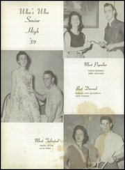 Page 16, 1959 Edition, Luverne High School - Panorama Yearbook (Luverne, AL) online yearbook collection