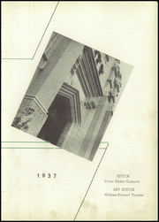 Page 7, 1937 Edition, McKees Rocks High School - Roxian Yearbook (McKees Rocks, PA) online yearbook collection
