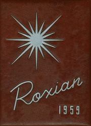 1959 Edition, McKees Rocks High School - Roxian Yearbook (McKees Rocks, PA)