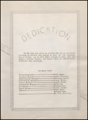 Page 15, 1944 Edition, Mobile County High School - Mo Co Hi Memories Yearbook (Grand Bay, AL) online yearbook collection