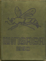 Winston County High School - Winsaga Yearbook (Double Springs, AL) online yearbook collection, 1950 Edition, Page 1