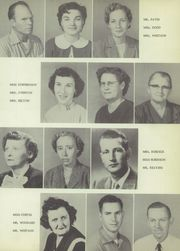 Page 11, 1954 Edition, Winston County High School - Winsaga Yearbook (Double Springs, AL) online yearbook collection