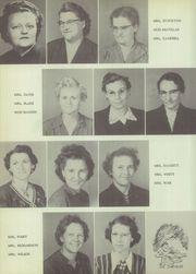 Page 12, 1954 Edition, Winston County High School - Winsaga Yearbook (Double Springs, AL) online yearbook collection