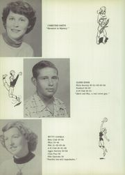 Page 16, 1954 Edition, Winston County High School - Winsaga Yearbook (Double Springs, AL) online yearbook collection