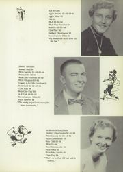 Page 17, 1954 Edition, Winston County High School - Winsaga Yearbook (Double Springs, AL) online yearbook collection