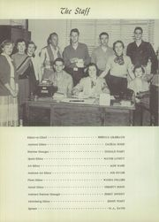 Page 6, 1954 Edition, Winston County High School - Winsaga Yearbook (Double Springs, AL) online yearbook collection