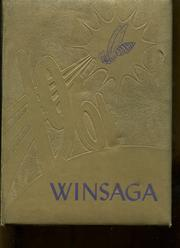 Winston County High School - Winsaga Yearbook (Double Springs, AL) online yearbook collection, 1961 Edition, Page 1
