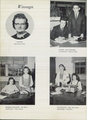 Page 12, 1961 Edition, Winston County High School - Winsaga Yearbook (Double Springs, AL) online yearbook collection